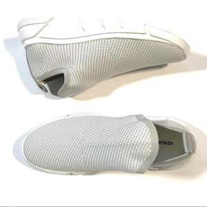 Kendall & Kylie Caleb Sneaker Light Gray